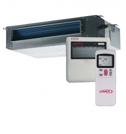 Fan and coil Lennox Image
