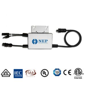 Microinversor NEP 250 W Image