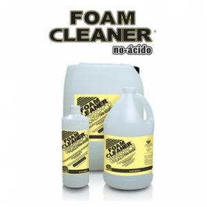 Foam Cleaner No-Acido Image